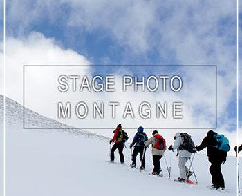 Séjour photo montagne