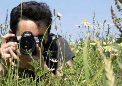 Atelier jeunesse créateur d'images : prise de vue