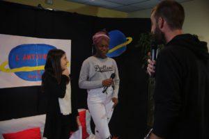 atelier émission télé - interview
