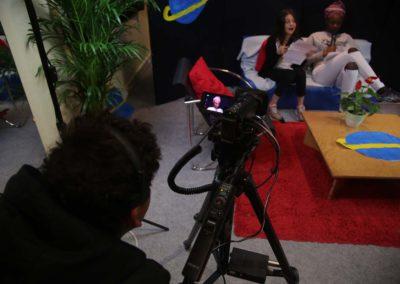 atelier émission télé - captation vidéo