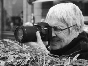 photographe personne agée