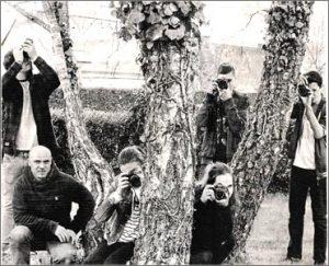 Les jeunes de Mordelles apprennent la photo
