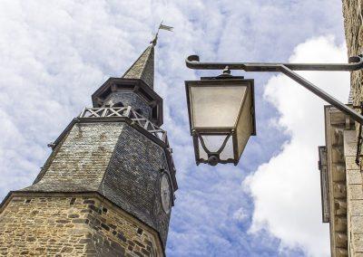 Sortie photo Dinan - La tour de l'horloge