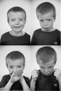 atelier photo portrait d'expressions